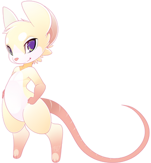 FLAME MOUSE for noahsark92