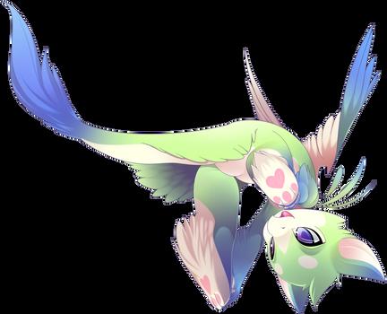 Leaf-grif