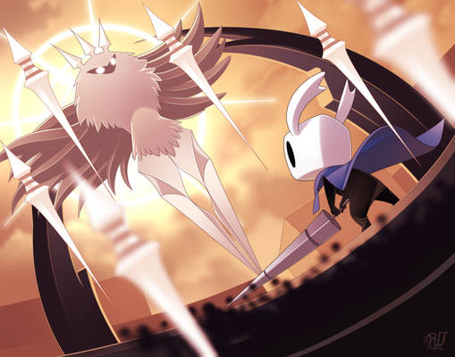 Hollow Knight RQ from Kenshi