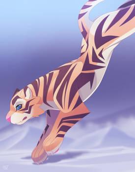 Tiger-jump