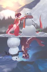 RUxMAKO-SNOWandICE by phation