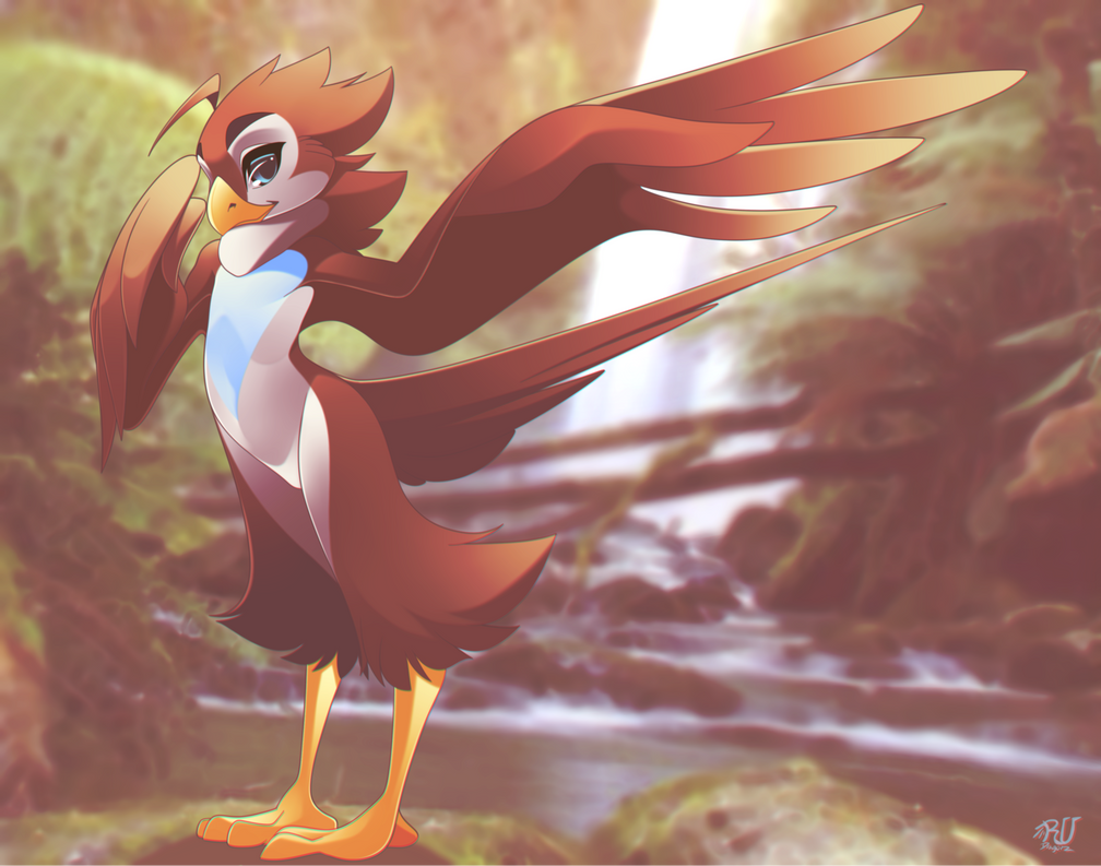 work-bird-(maysell4adopt) by phation