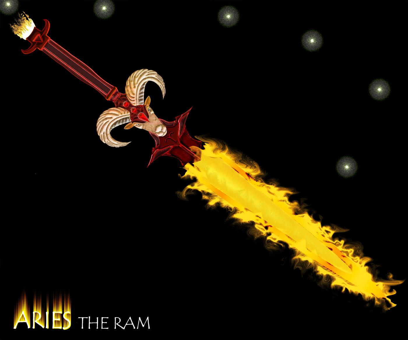 Aries The Ram by Wayanoru on DeviantArt