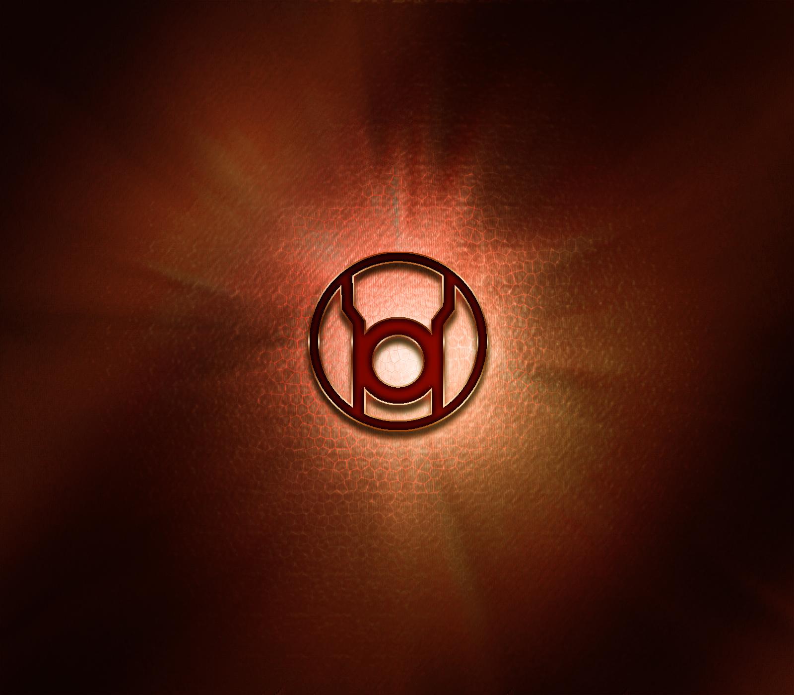 Red lantern logo wallpaper - photo#20
