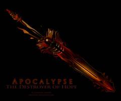 Apocalypse The Destroyer of Hope by Wayanoru
