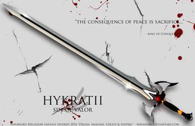 Hykratii, Sin of Valor by Wayanoru