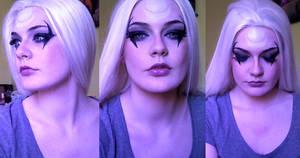 Diana makeup -League of Legends