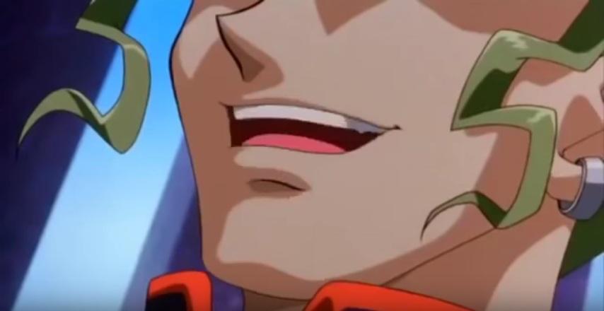 Jiri's first smile by Kamioki