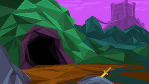Sam n Max Hit the Road - The Tale of Brave Sir Sam by DiggerEl7