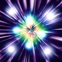 Rainbow Dash Ryu Sei Ken by DiggerEl7