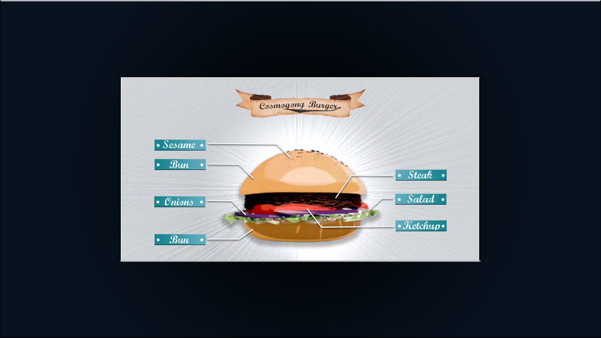 ExoConference - Cosmogony Burger by DiggerEl7