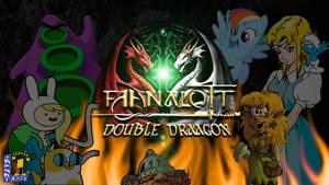 Faanalott - Double Draagon by DiggerEl7