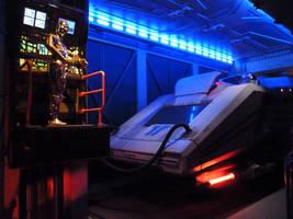 Star Tours StarSpeeder 3000 at Disneyland by DiggerEl7