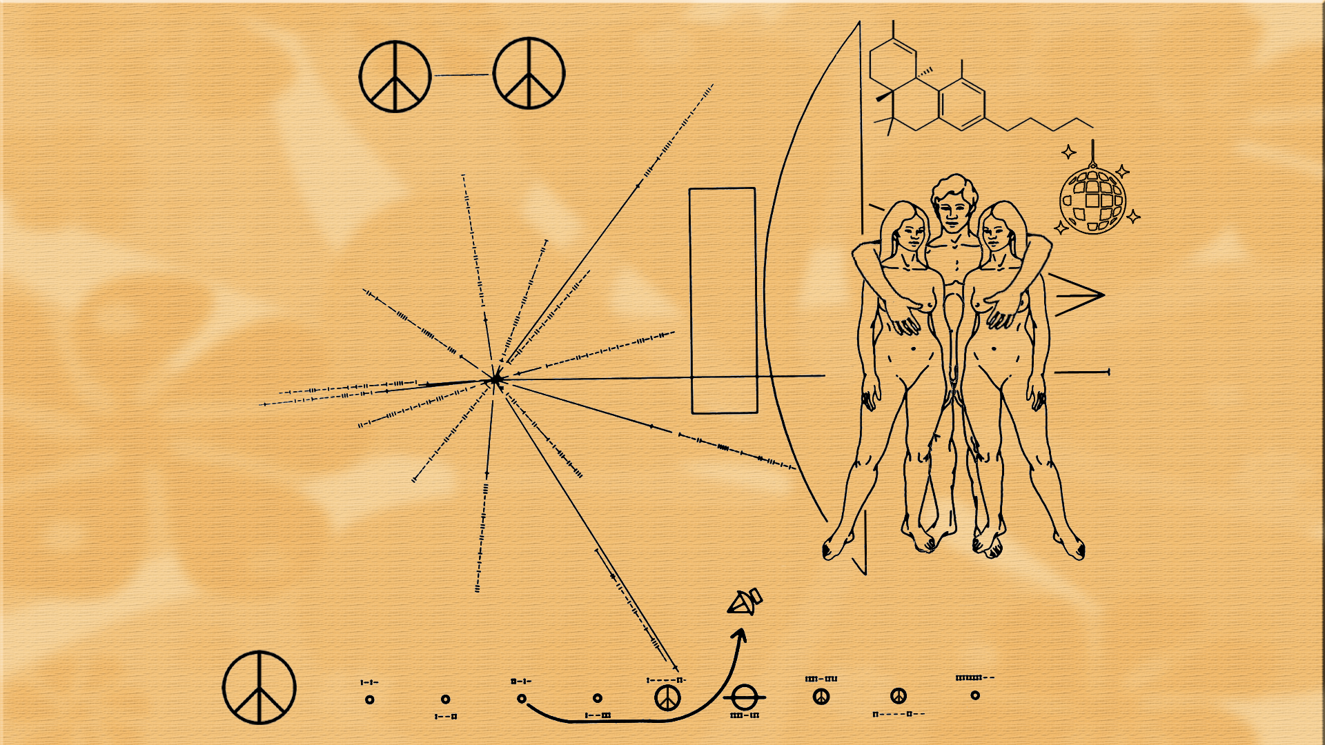 ExoConference - Pioneer 10 Plaque #8
