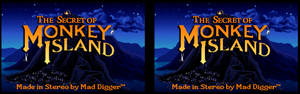 Monkey Island - Opening Screen in Stereo