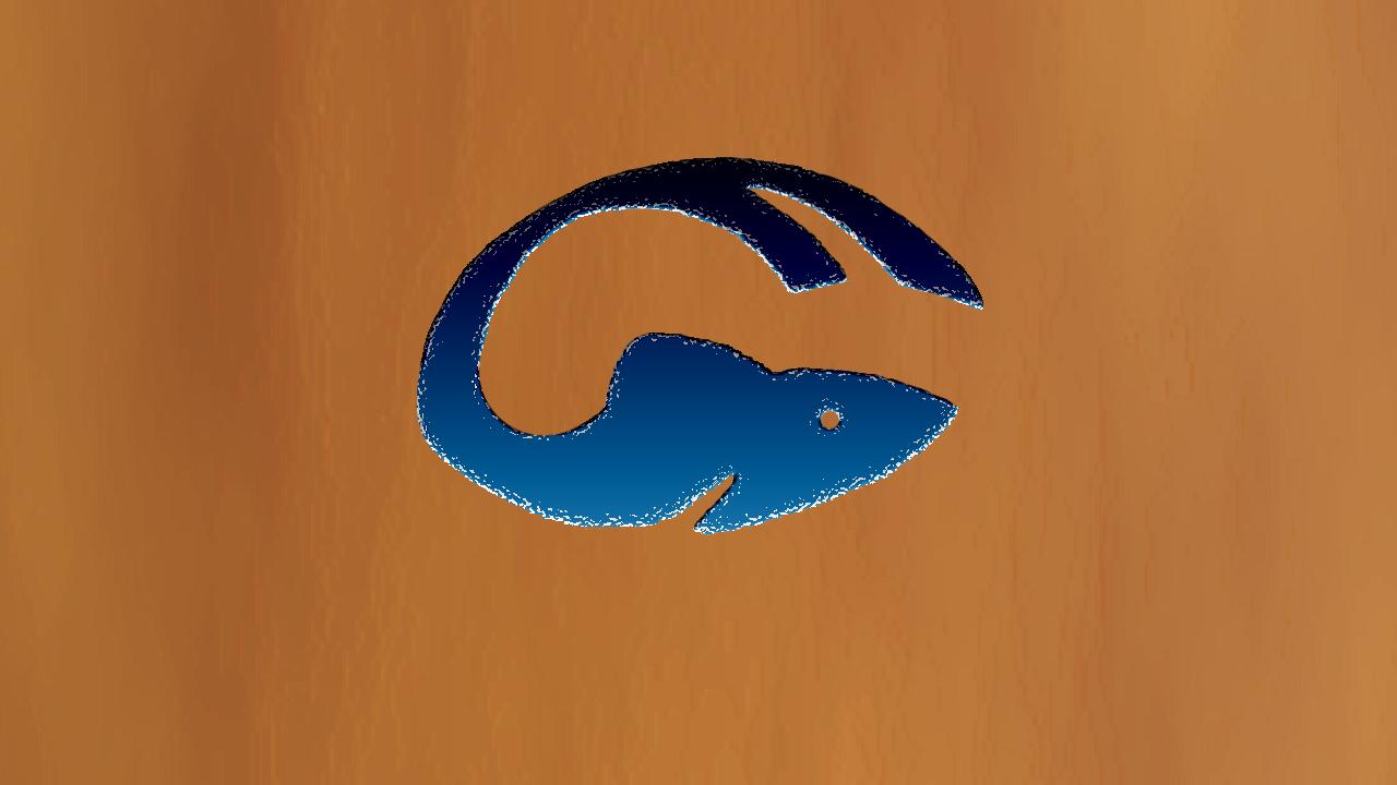 David et Madame Hansen - Le Requin Bleu