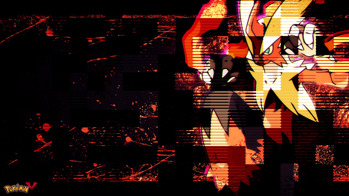 Mega Blaziken Wallpaper By EdwinprGTR