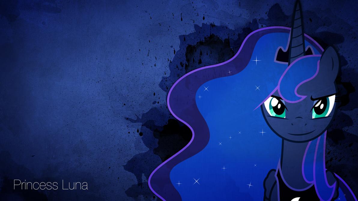 Princess Luna Wallpaper V2 by EdwinprGTR