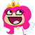 DJ-Rosietta Awesome Face by UltimateiPadExpert