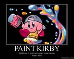 Paint Kirby?!