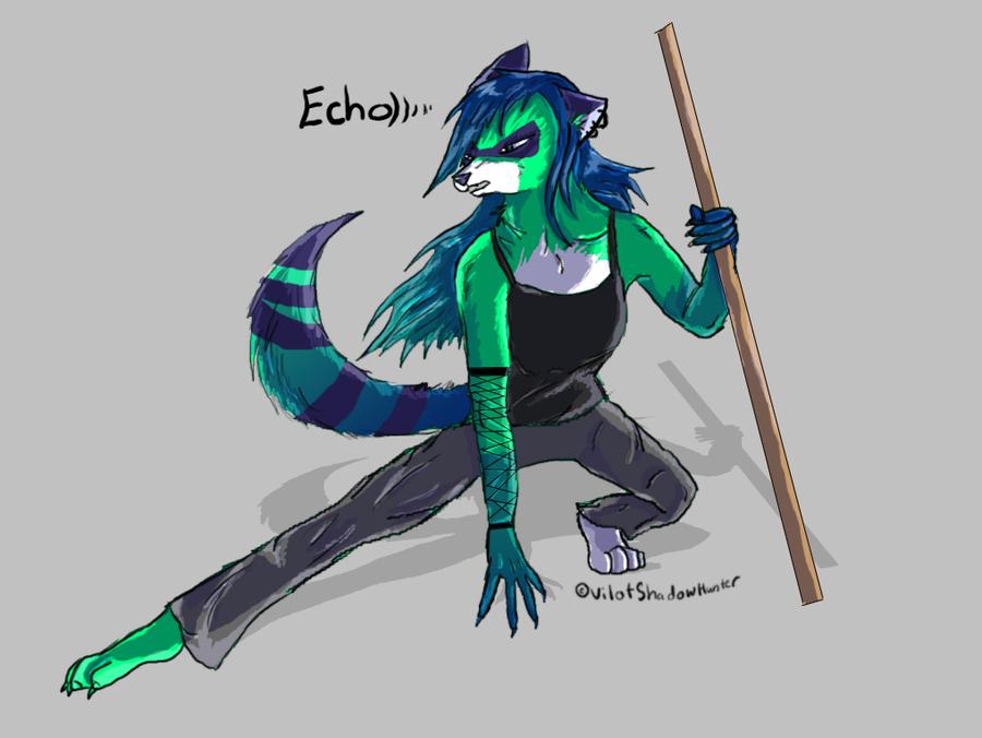 Echo (req) by VilotShadowHunter