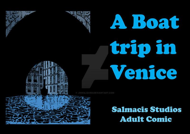 A boat trip in Venice (in patreon now) by JinksLizard