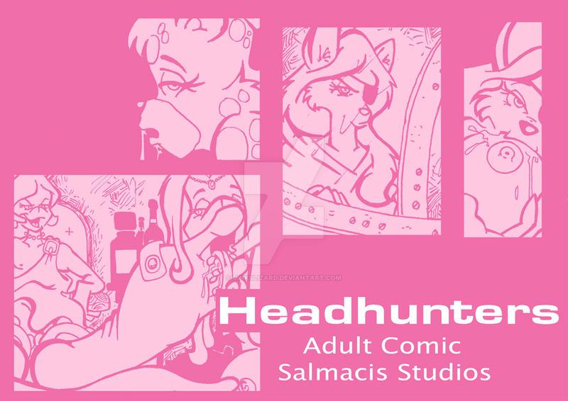 Headhuntress in Patreon now!!! by JinksLizard