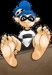 Inkling soles