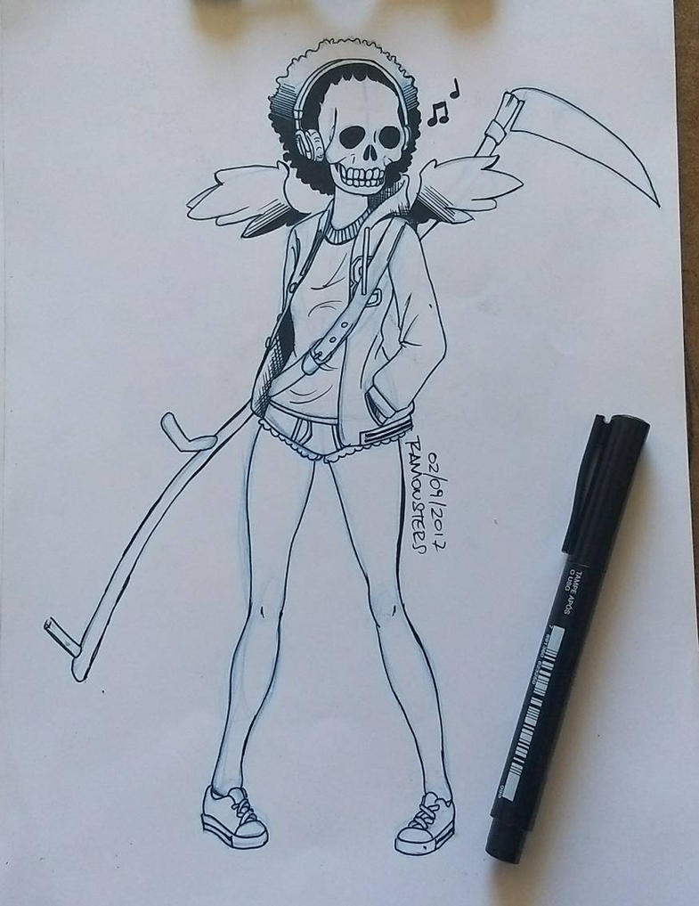 Morte (Death) by Ramonsters