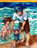 Clannad: After AfterStory by sincomix
