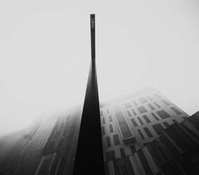 Hidden by fog by marco52
