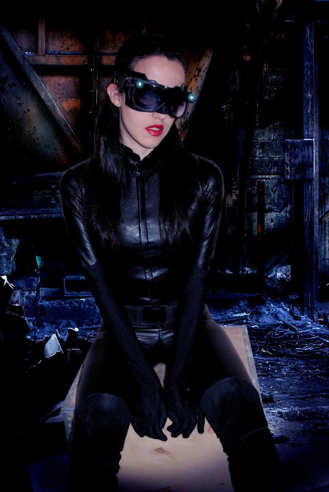 Catwoman Cosplay Anne Hathaway -  tdkr by BabiSparrow