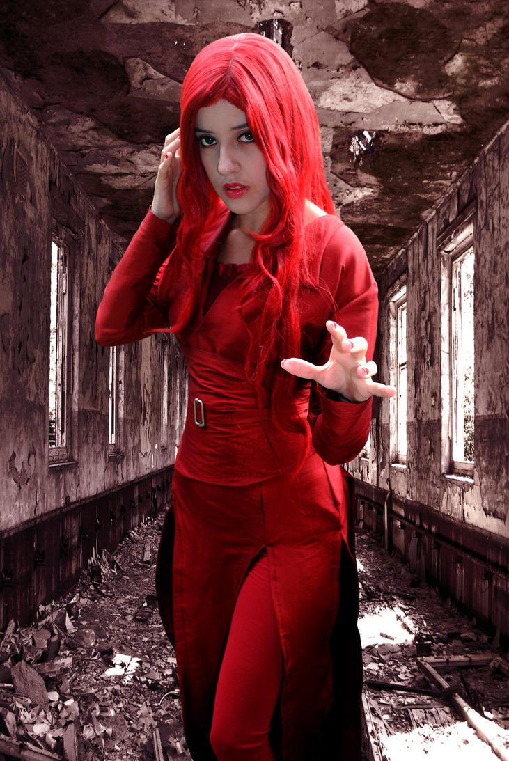 Jean Grey Phoenix X men 3 by BabiSparrow on DeviantArt