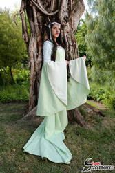Arwen Undomiel  Cosplay by BabiSparrow