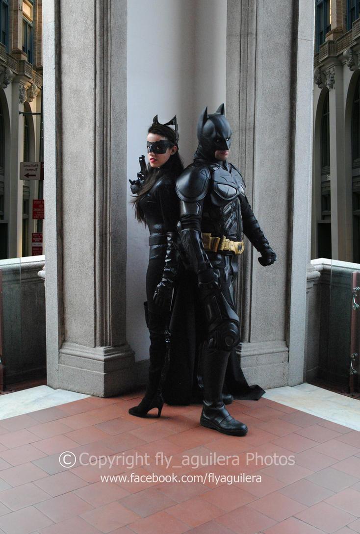 Selina kyle - Catwoman - The Dark Knight Rises by BabiSparrow