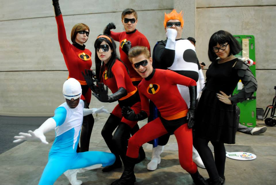 The Incredibles - Cosplay by BabiSparrow