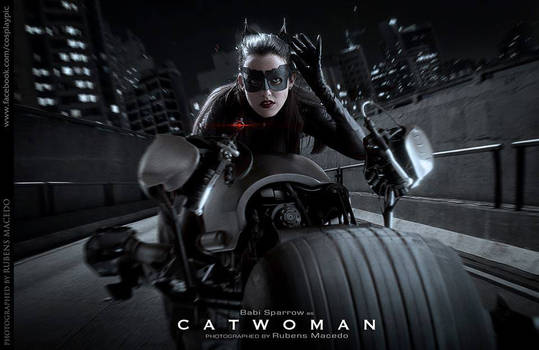 Catwoman - Selina Kyle - Anne Hathaway - TDKRN