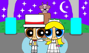 Me and Bubbles Wedding #2 by Puffjaved02