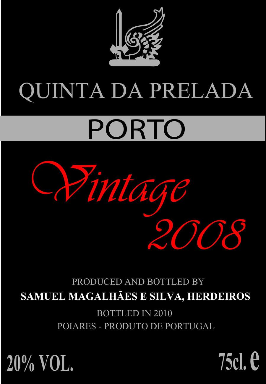 Wine label by israelmesquita