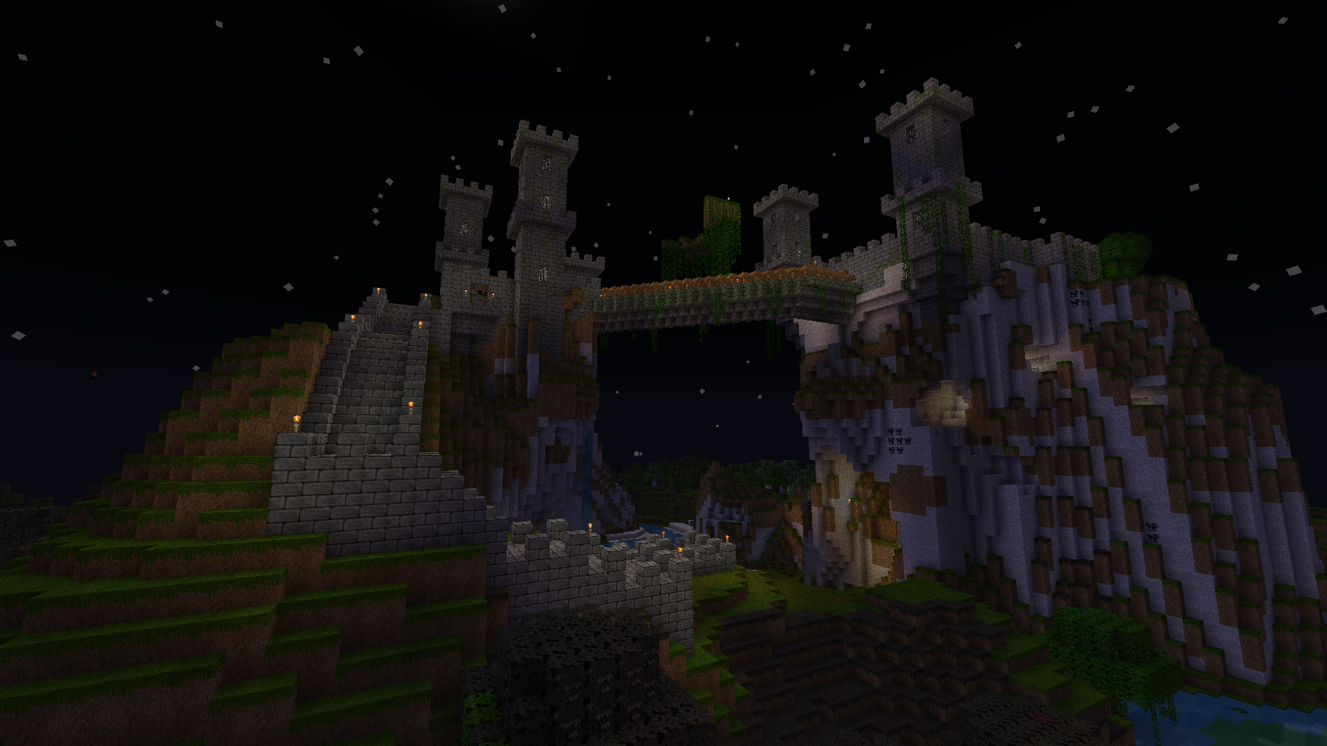 Magical Building Minecraft