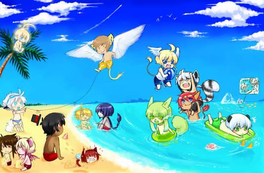 OC Beach Collab