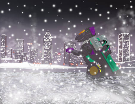 Trypticon is coming to town (normal)