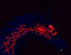 one of kurai s dragon head by sanja280