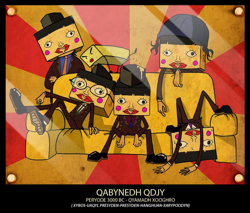 QABYNEDH QDJY by QEDJY