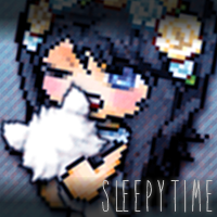 xAimiee BedTime Family Icon by LuciferJ