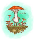 Mushroom Peasant