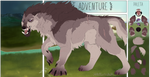 |LAST ADVENTURE| Bunt | Beta - General | WIP | by drawalotosaur