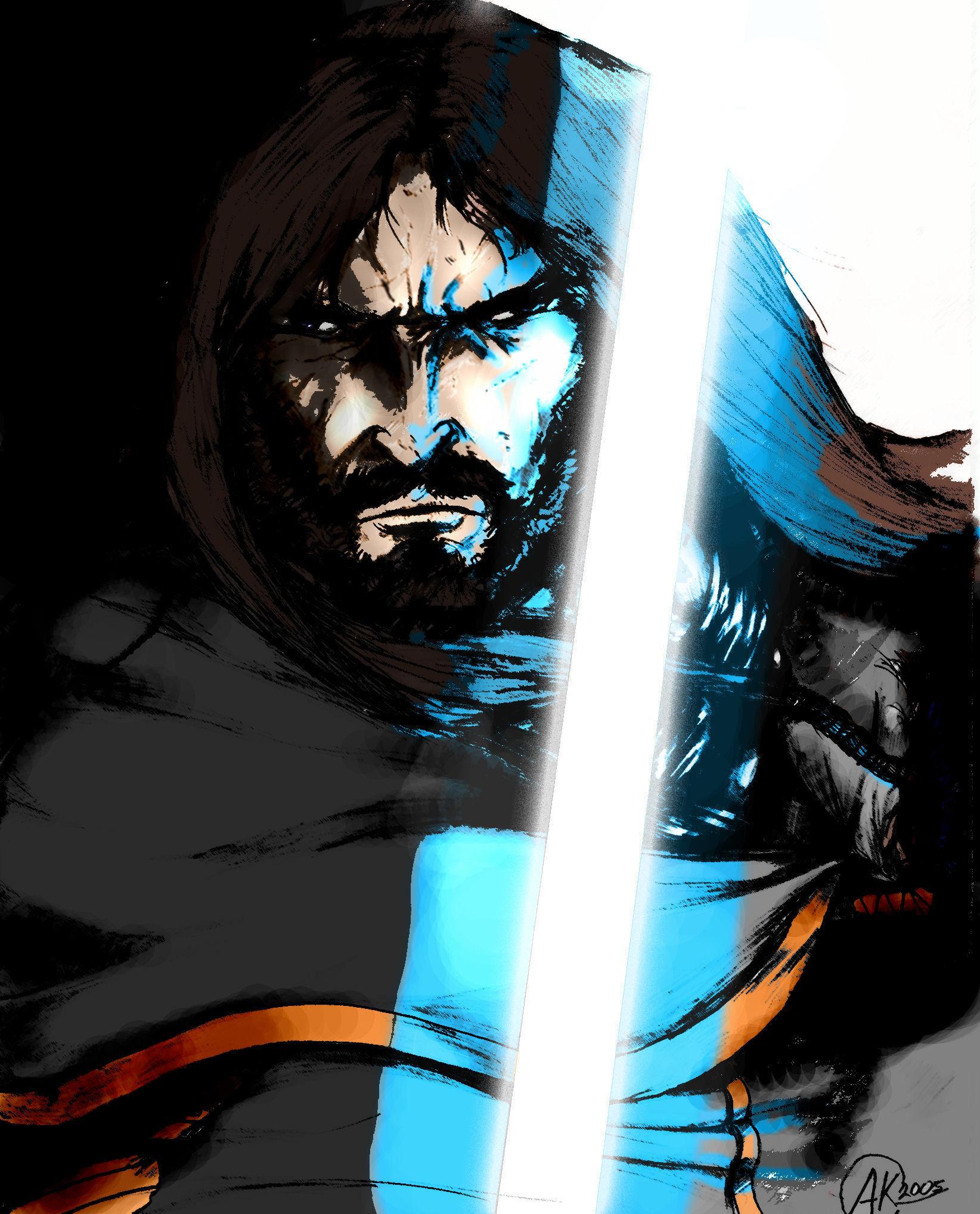Jedi Wallpaper: Conrad Reed-Jedi Knight By Arppis On DeviantArt