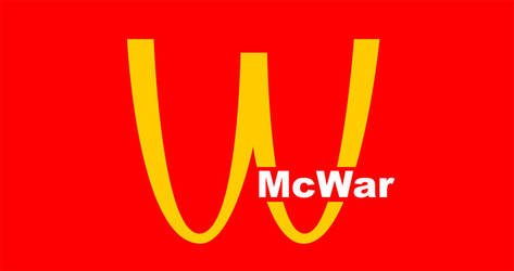 McWar by evilwallpaper