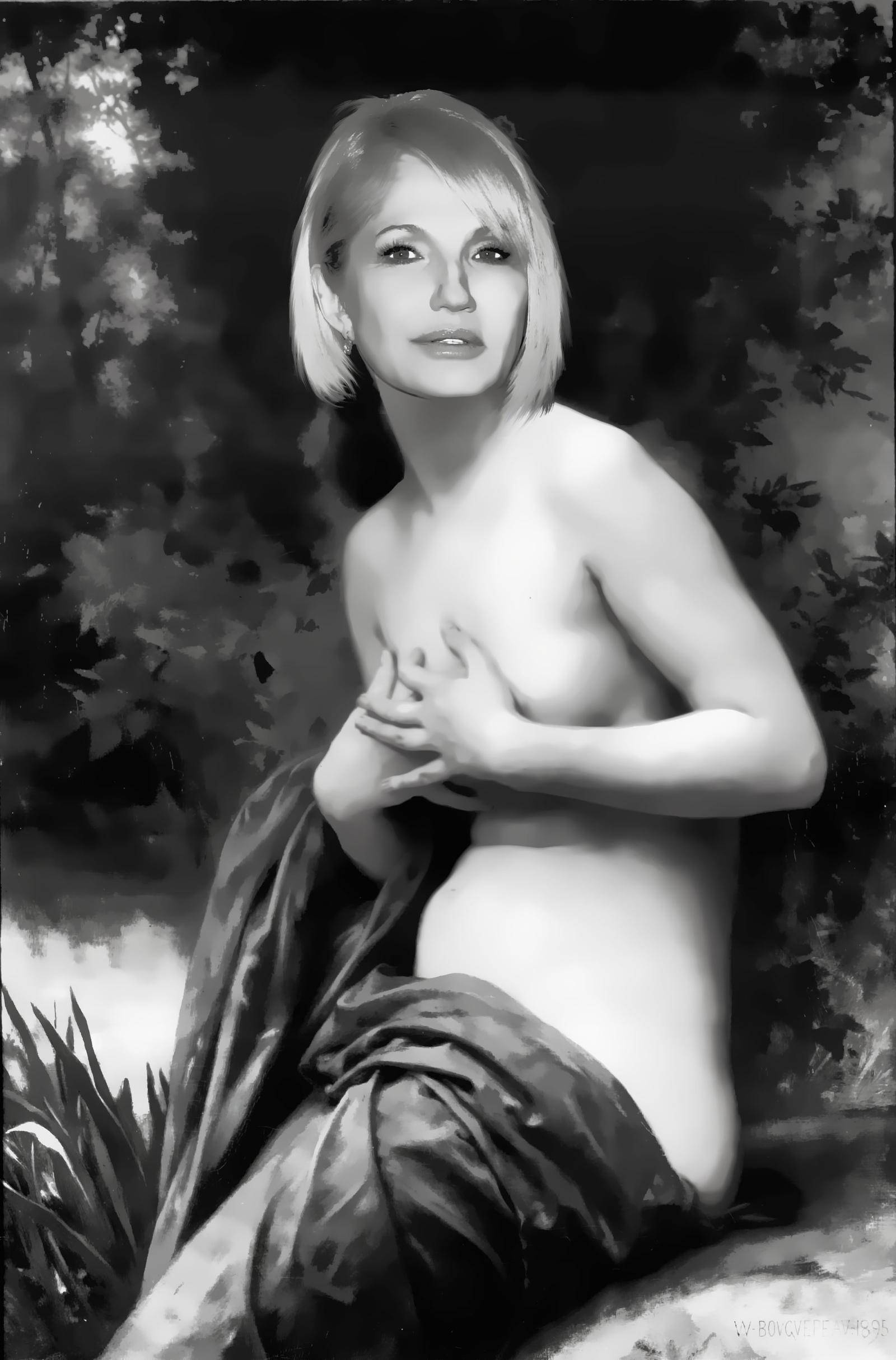 Эллен баркин голая 6 фотография